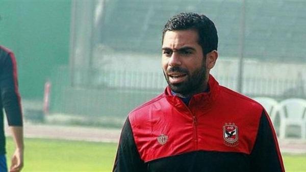 صورة احمد فتحى:الاهلى ربح لاعب افضل منى وكان نفسي اكون معهم فى الفوز على الزمالك