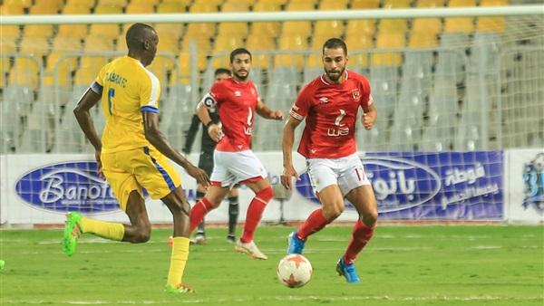 صورة مساعدة مغربية للاهلى قبل مباراة الوداد