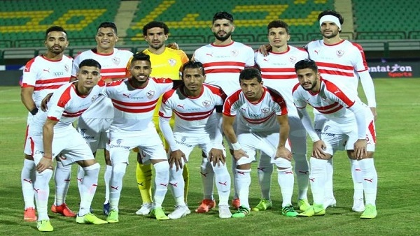 صورة جمال حمزه:مباراة الزمالك وحرس الحدود بروفه للرجاء المغربى