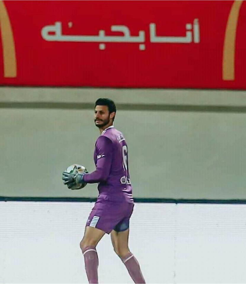 صورة محمد الشناوى:موسيمانى مدرب متميز وهذه امنيتى من البطولة الافريقية