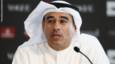 صورة خليفة:الاماراتى محمد الغبار ينهى صفقة عالمية للاهلى بـ3ملايين دولار