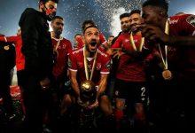 صورة الاهلى يتفوق على ريال مدريد بعد الفوز على الزمالك