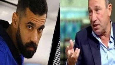 صورة مفاجأة الموسم:مدحت شلبى يكشف تفاصيل لقاء الخطيب وعبدالله السعيد وماذا حدث